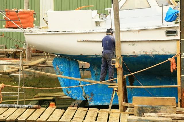 Boat Repair & Services boat repair
